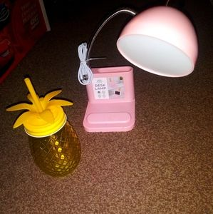 Lamp and cup bundle🌸